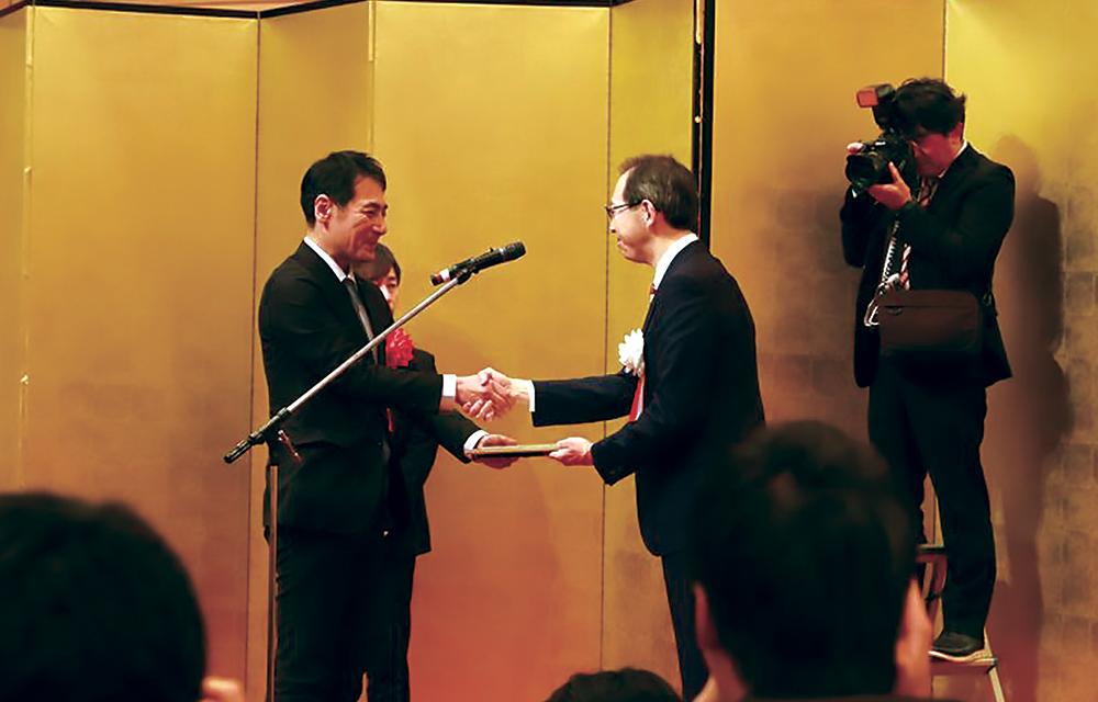 最新のドローン技術で復興と国際貢献に尽力 第5回ふくしま産業賞【知事賞】を受賞の画像